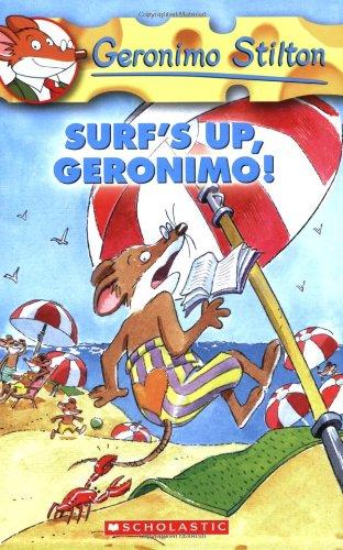 GERONIMO STILTON - 20 - SURFS UP GERONIMO -  Geronimo Stilton - 9780439691437
