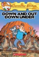 GERONIMO STILTON - 29 - DOWN & OUT DOWN UNDER -  Geronimo Stilton - 9780439841207