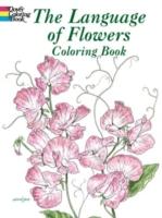 Language of Flowers Coloring Book -  John Green - 9780486430355