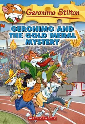 GERONIMO STILTON - 33 - GERONIMO GOLD MEDAL MYSTERY -  Geronimo Stilton - 9780545021333