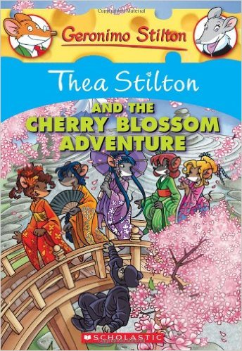 GS THEA STILTON - 06 - AND THE CHERRY BLOSSOM ADVENTURE -  Geronimo Stilton - 9780545227728