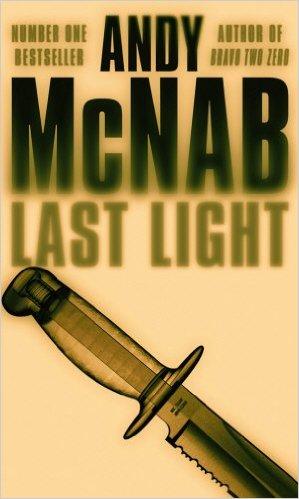 LAST LIGHT -  Andy Mcnab - 9780552152389