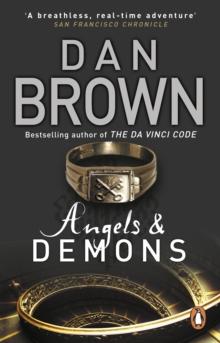 Angels And Demons -  Dan Brown - 9780552160896