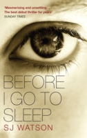 Before I Go to Sleep -  S. J. Watson - 9780552164139