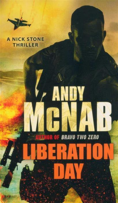 LIBERATION DAY -  Andy Mcnab - 9780552167215