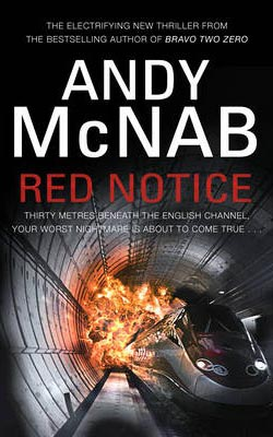Red Notice -  Andy Mcnab - 9780552169479