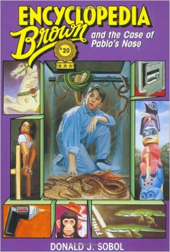 ENCYCLOPEDIA BROWN AND THE CASE - 9780553485134