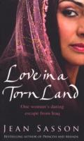 Love In Torn Land -  Jean Sasson - 9780553818147
