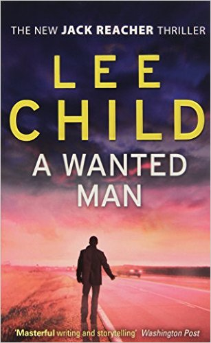 Wanted Man -  Lee Child - 9780553825534