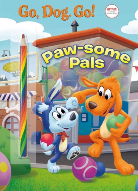 Paw-some Pals - 9780593373491