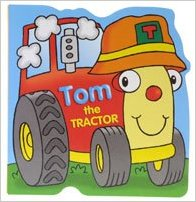 TOM THE TRACTOR - 9780709716143
