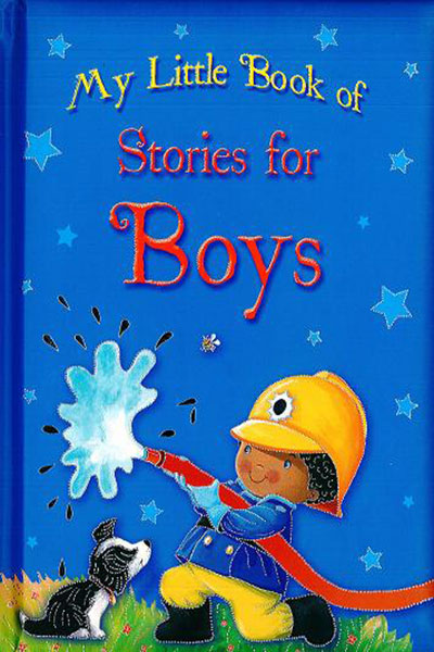 MY LITTLE BOOK OF STORIES FOR BOYS - 9780709720867