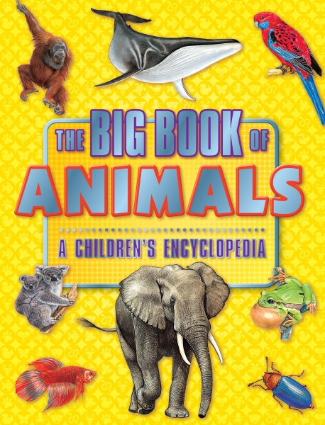 THE BIG BOOK OF ANIMALS - 9780709722236