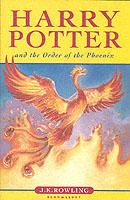 HARRY POTTER - ORDER OF THE PHOENIX - KIDS -  J . K . Rowling - 9780747561071