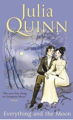 Everything And The Moon -  Julia Quinn - 9780749908959