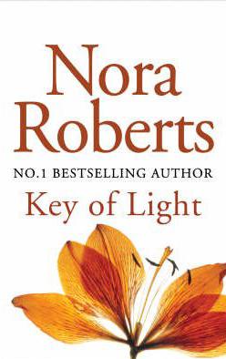 Key Of Light -  Nora Roberts - 9780749934279