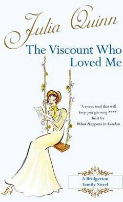 Viscount Who Loved Me -  Julia Quinn - 9780749936587