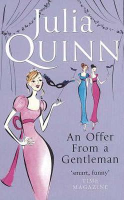 An Offer From A Gentlman -  Julia Quinn - 9780749936594