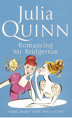 Romancing Mr Bridgerton -  Julia Quinn - 9780749936600