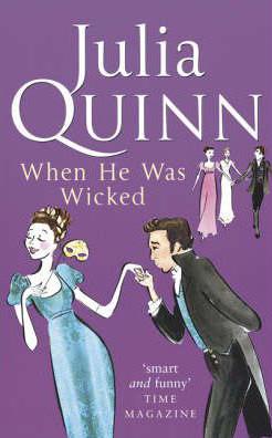 When He Was Wicked -  Julia Quinn - 9780749936624