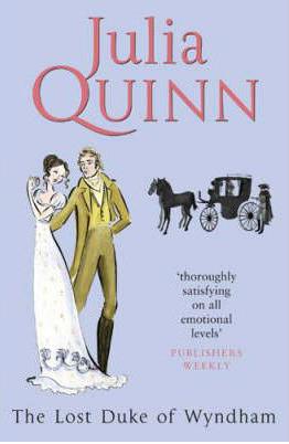 Lost Duke Of Wyndham -  Julia Quinn - 9780749937935