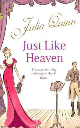 Just Like Heaven -  Julia Quinn - 9780749941994