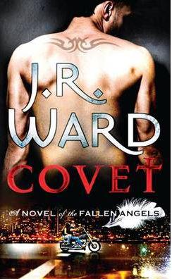 COVET -  J . R Ward - 9780749952150