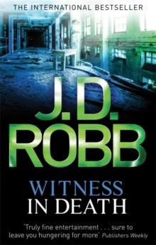 Witness In Death -  J.D Robb - 9780749956165