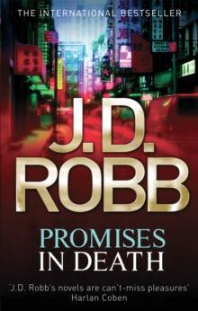 Promises in Death -  J. D. Robb - 9780749958992