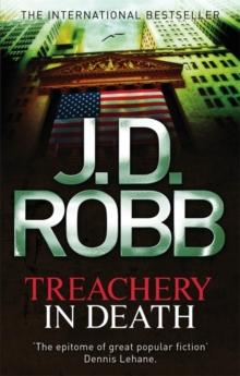 Treachery In Death -  J.D Robb - 9780749959036
