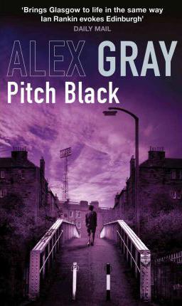 Pitch Black -  Alex Gray - 9780751538748