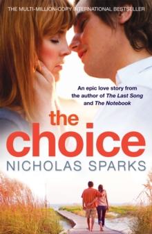 Choice -  Nicholas Sparks - 9780751540574