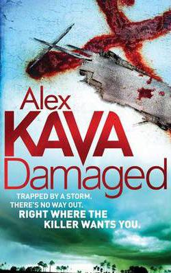 Damaged -  Alex Kava - 9780751543353