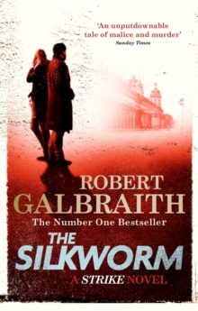 Silkworm -  Robert Galbraith - 9780751549263
