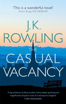 Casual Vacancy -  J. K. Rowling - 9780751552867