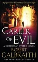 Career Of Evil -  Robert Galbraith - 9780751563597