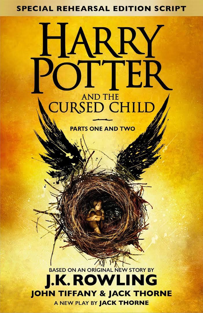 HARRY POTTER AND THE CURSED CHILD ? PARTS I & II -  Tiffany John - 9780751565355