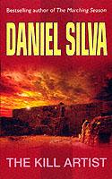 Kill Artist -  Daniel Silva - 9780752847856