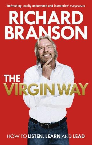 Virgin Way -  Branson Sir Richard - 9780753519899