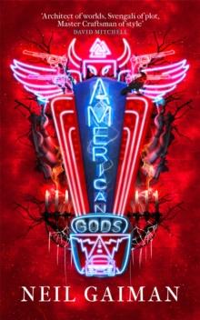 American Gods -  Neil Gaiman - 9780755322817