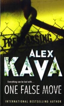 One False Move -  Alex Kava - 9780778302148