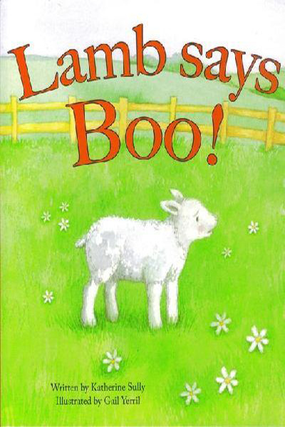 LAMB SAYS BOO! - 9780857260437