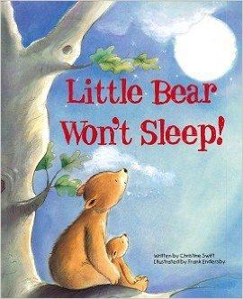 LITTLE BEAR WONT SLEEP - 9780857261977