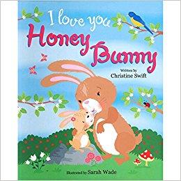 I LOVE YOU HONEY BUNNY - 9780857264732