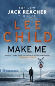 Make Me -  Lee Child - 9780857502698
