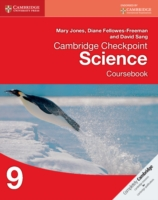 Cambridge Checkpoint Science Coursebook 9 -  MaryFellowes-Freeman Jones - 9781107626065