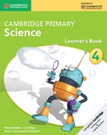 Cambridge Primary Science Learner's Book 4 - 9781107674509