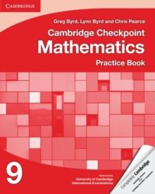 Cambridge Checkpoint Mathematics Practice Book 9 - 9781107698994