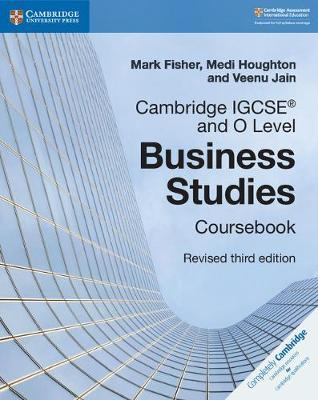 Cambridge IGCSE (R) and O Level Business Studies Revised Coursebook - 9781108563987