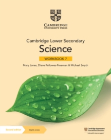 Cambridge Lower Secondary Science Workbook 7 with Digital Access (1 Year) - 9781108742818